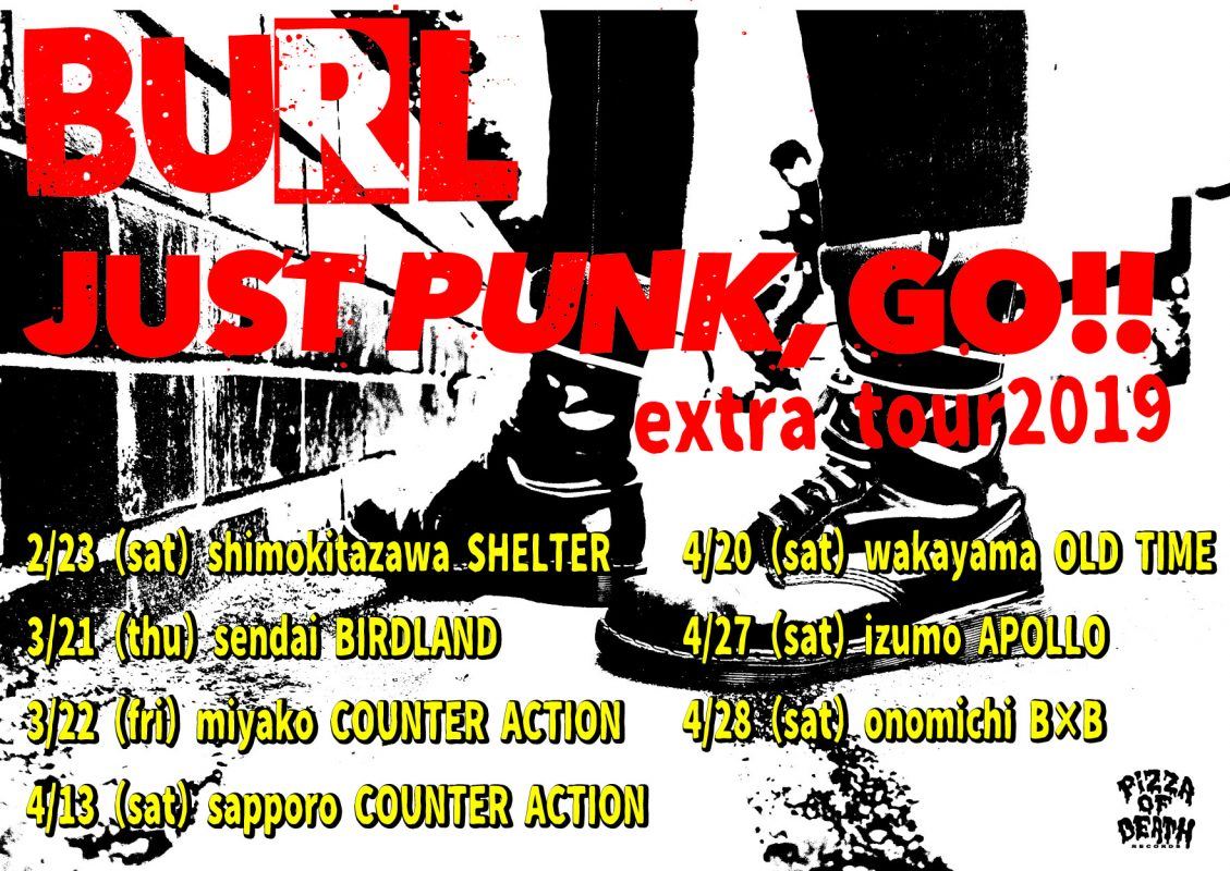 2019.03.22(Fri)@宮古COUNTER ACTION フライヤー